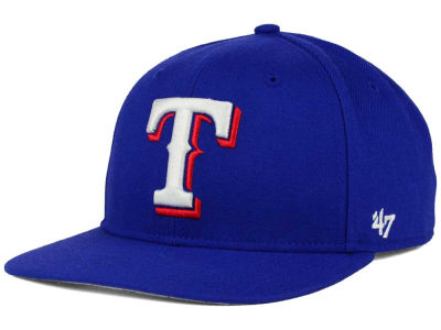 Texas Rangers '47 MLB Sure Shot '47 Snapback Cap