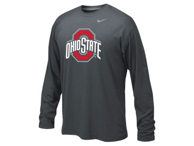 Ohio State Buckeyes NCAA Youth Alternate Logo Legend Long Sleeve T-Shirt
