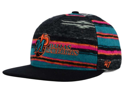Dallas Mavericks '47 NBA HWC '47 Chapparal Snapback Cap