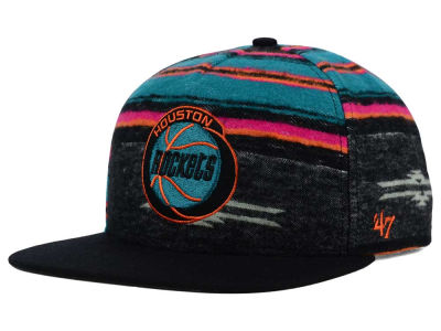 Houston Rockets '47 NBA HWC '47 Chapparal Snapback Cap