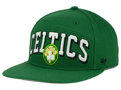 Boston Celtics '47 NBA HWC '47 Devoe Snapback Cap
