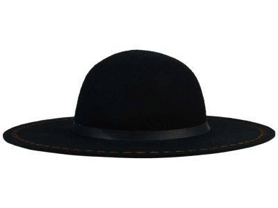 LIDS Private Label PL Laser Cut Edge Wide Brim Fedora Hat
