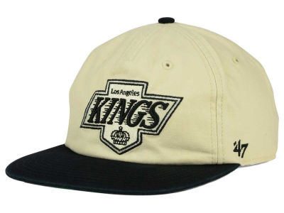 Los Angeles Kings '47 NHL '47 Marvin Snapback Cap