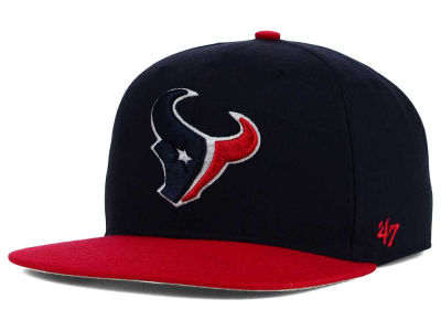 Houston Texans '47 NFL '47 Super Shot 2 Tone Snapback Cap