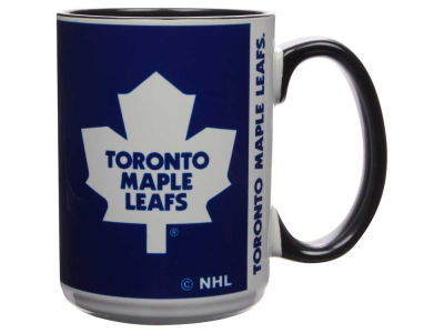 Toronto Maple Leafs 15oz Super Fan Inner Color Mug