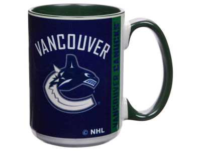 Vancouver Canucks 15oz Super Fan Inner Color Mug