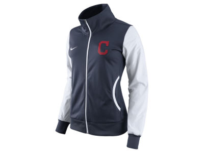 Cleveland Indians Nike MLB Women's Full Zip Track Jacket