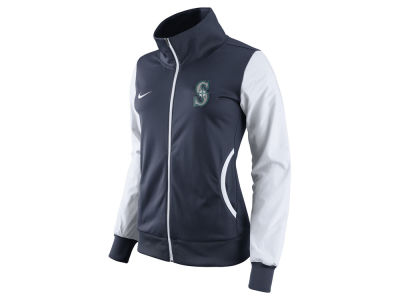 Seattle Mariners Nike MLB Women's Full Zip Track Jacket