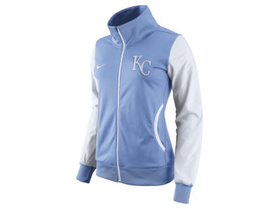 Kansas City Royals Nike MLB Women's Full Zip Track Jacket