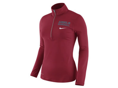 Los Angeles Angels Nike MLB Women's Element Pullover