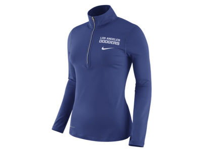 Los Angeles Dodgers Nike MLB Women's Element Pullover