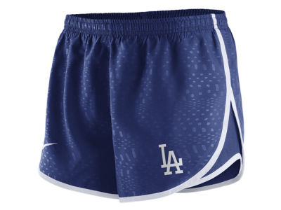 Los Angeles Dodgers Nike MLB Women's Modern Tempo Shorts