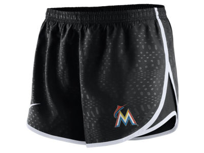 Miami Marlins Nike MLB Women's Modern Tempo Shorts