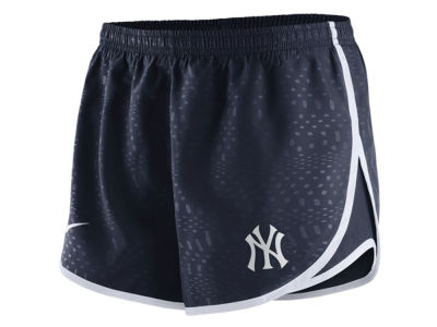 New York Yankees Nike MLB Women's Modern Tempo Shorts