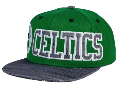Boston Celtics adidas NBA Undertone Snapback Cap