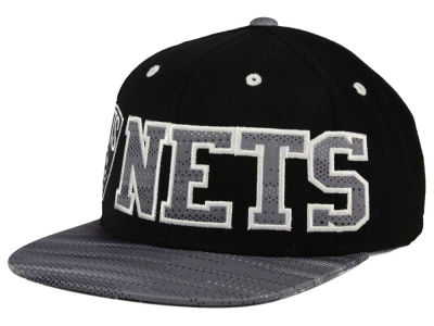Brooklyn Nets adidas NBA Undertone Snapback Cap