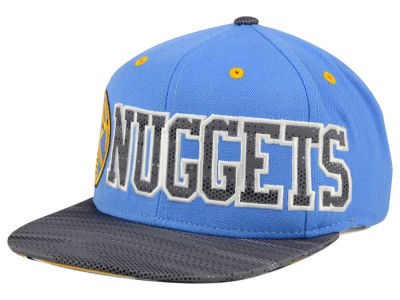 Denver Nuggets adidas NBA Undertone Snapback Cap