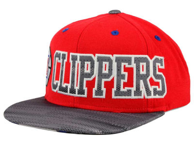 Los Angeles Clippers adidas NBA Undertone Snapback Cap