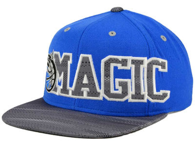 Orlando Magic adidas NBA Undertone Snapback Cap