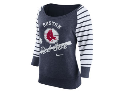 Boston Red Sox Nike MLB Women's Coop Gym Vintage Crew
