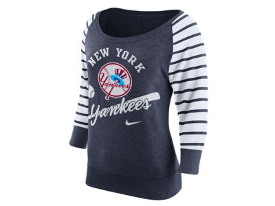 New York Yankees Nike MLB Women's Coop Gym Vintage Crew
