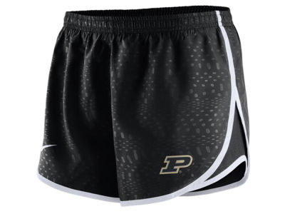 Purdue Boilermakers Nike NCAA Women's Modern Tempo Short