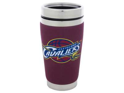 Cleveland Cavaliers 16oz Stainless Steel Travel Tumbler