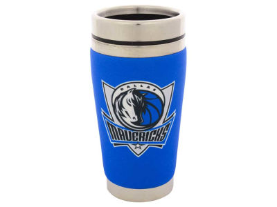 Dallas Mavericks 16oz Stainless Steel Travel Tumbler