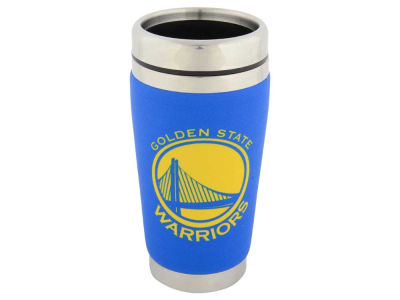 Golden State Warriors 16oz Stainless Steel Travel Tumbler