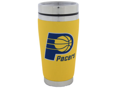Indiana Pacers 16oz Stainless Steel Travel Tumbler