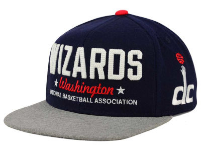 Washington Wizards adidas NBA Chain Star Snapback Cap