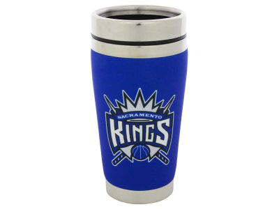 Sacramento Kings 16oz Stainless Steel Travel Tumbler