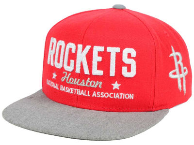 Houston Rockets adidas NBA Chain Star Snapback Cap