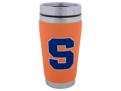 Syracuse Orange 16oz Stainless Steel Travel Tumbler