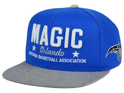 Orlando Magic adidas NBA Chain Star Snapback Cap