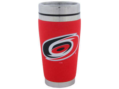 Carolina Hurricanes 16oz Stainless Steel Travel Tumbler