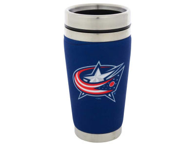 Columbus Blue Jackets 16oz Stainless Steel Travel Tumbler