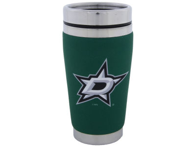 Dallas Stars 16oz Stainless Steel Travel Tumbler