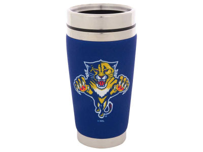 Florida Panthers 16oz Stainless Steel Travel Tumbler