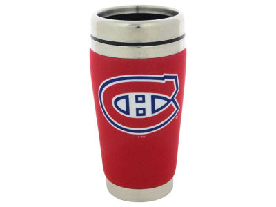 Montreal Canadiens 16oz Stainless Steel Travel Tumbler
