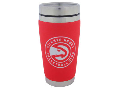 Atlanta Hawks 16oz Stainless Steel Travel Tumbler