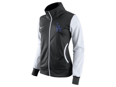 Los Angeles Dodgers Nike MLB Women's Full Zip Track Jacket