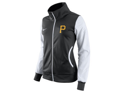 Pittsburgh Pirates Nike MLB Women's Full Zip Track Jacket