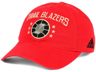 Portland Trail Blazers adidas NBA Chain Star Adjustable Cap