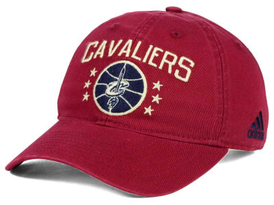 Cleveland Cavaliers adidas NBA Chain Star Adjustable Cap