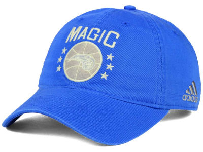 Orlando Magic adidas NBA Chain Star Adjustable Cap