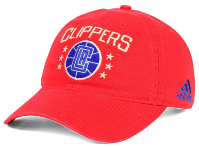 Los Angeles Clippers adidas NBA Chain Star Adjustable Cap