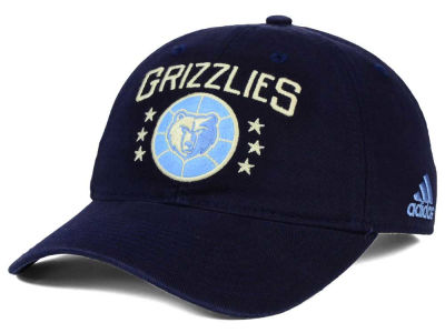 Memphis Grizzlies adidas NBA Chain Star Adjustable Cap