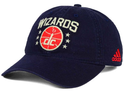 Washington Wizards adidas NBA Chain Star Adjustable Cap