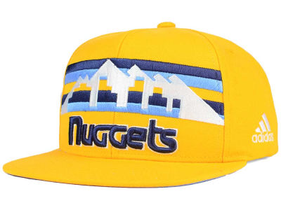 Denver Nuggets adidas NBA 2015 Alternate Jersey Snapback Cap